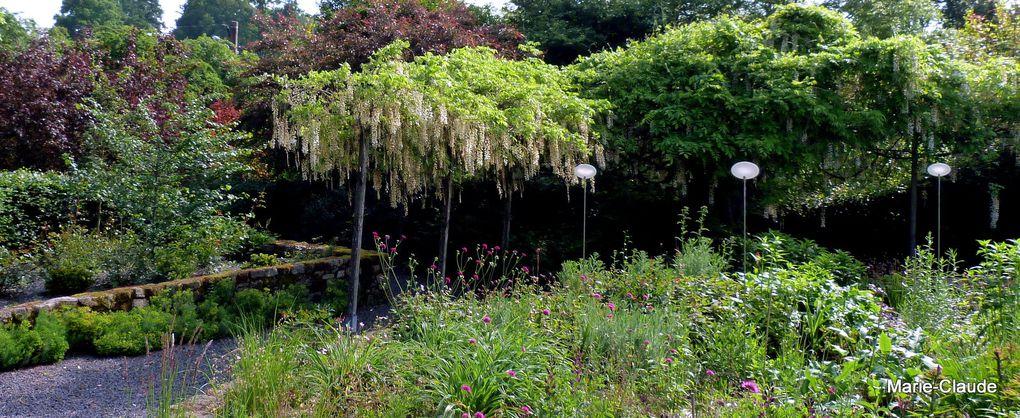 Visite de jardins en Creuse : Les jardins en marche,