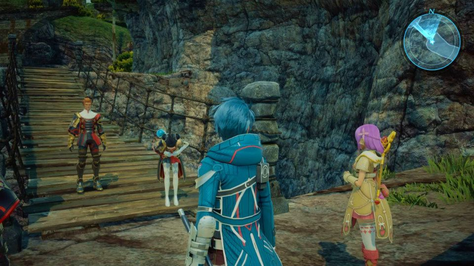 Star Ocean 5 : Plusieurs vidéos de gameplay (TGS2015)