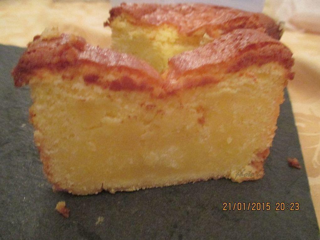 Cake au Citron avec Maizena,Gluten free lemon cake