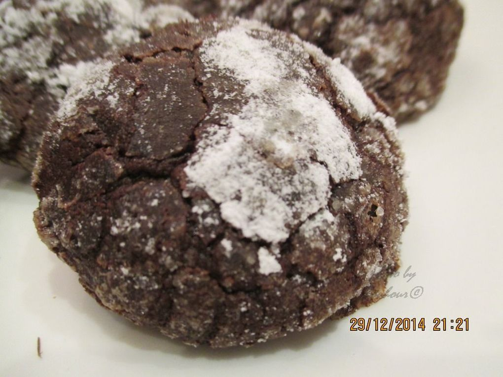 Biscuits aux Chocolats Terrible, Terrible Chocolates Cookies
