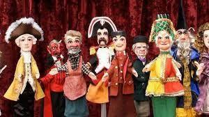 les marionnettes du Guignol Guérin