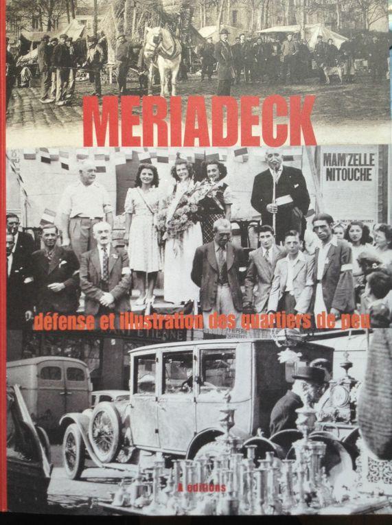 """Illustrations  tirées du livre """"Mériadeck défense et illustration des quartiers de peu"""""""
