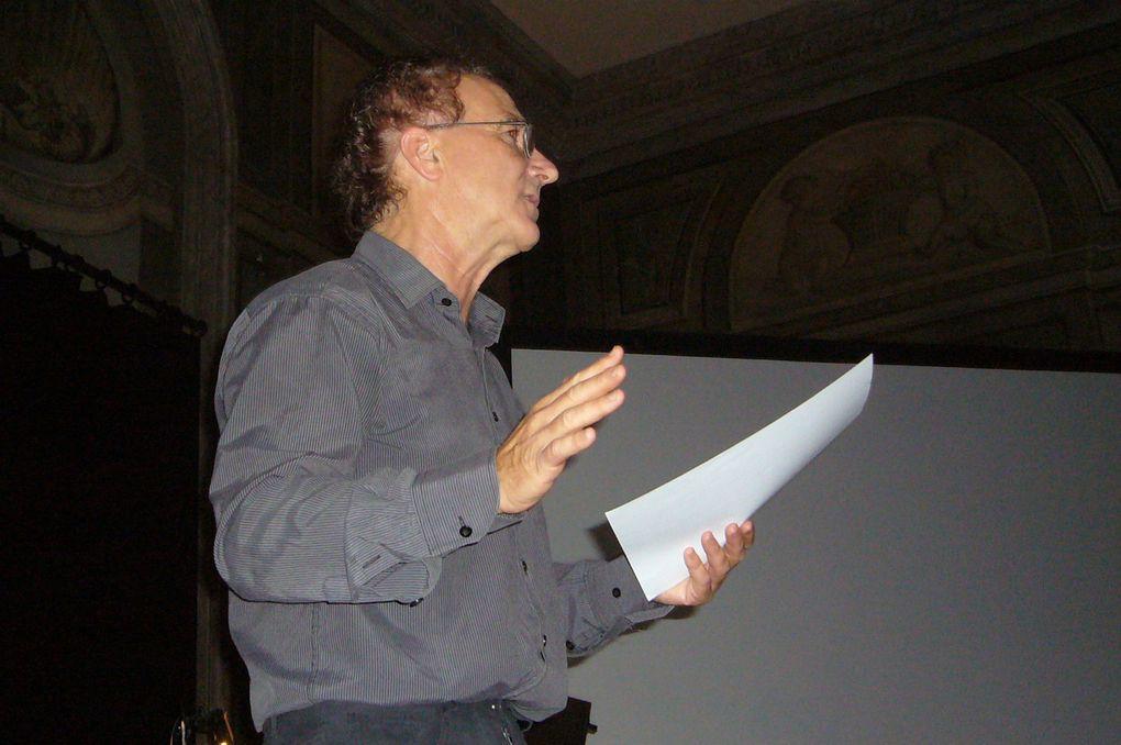 Une récréation de Paul Carpita suvi de la conférence théâtralisée captivante et vivante de Dominic Rousseau