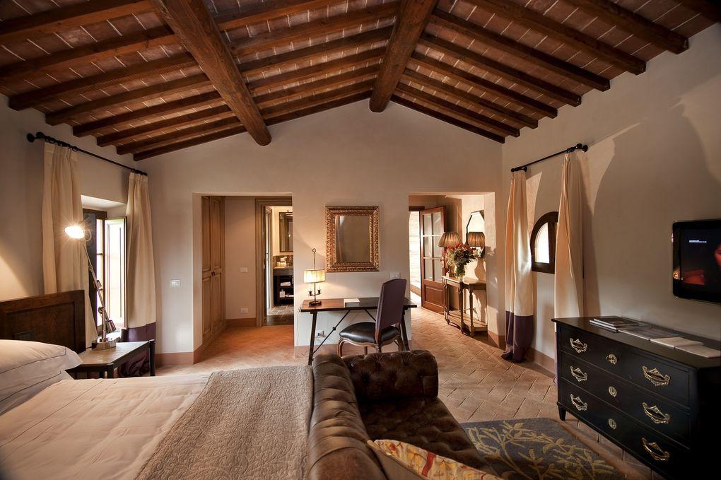 Expérience Toscane à castel Monastero