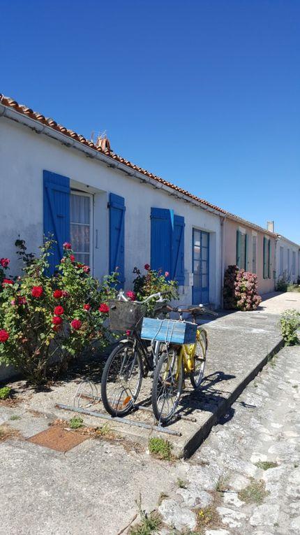 L'ile d'Aix entre forts et Boyards