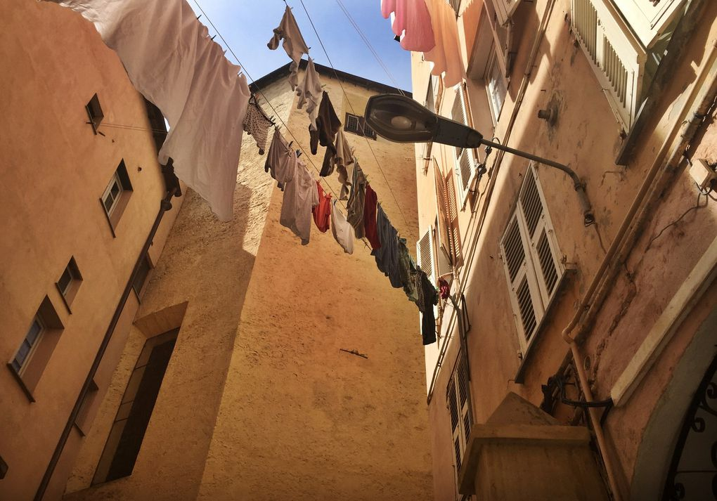 Un week-end en Corse