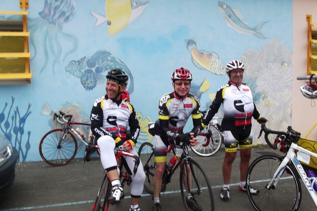 Le Bordeaux Sète du Castres Cyclo Club
