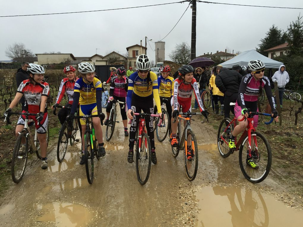 Cycle Cross de Castres Gironde du 31 Janvier