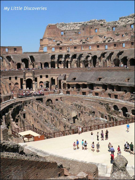 L'impressionnant Colisée