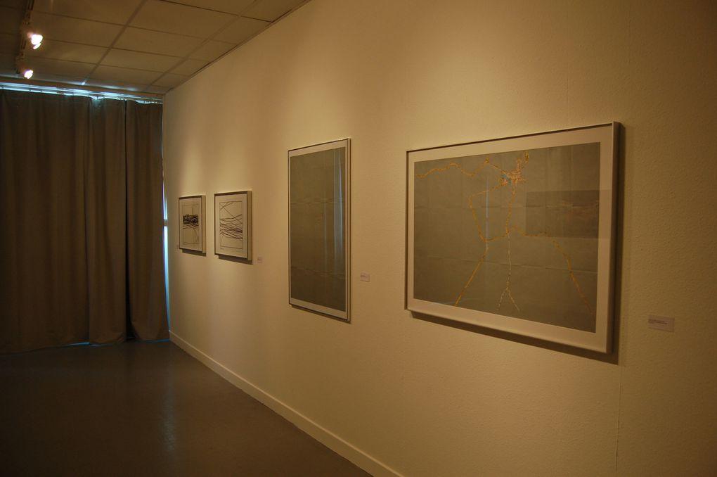 2014-05-15 Rencontre avec l'artiste Expo Helene MARCOZ