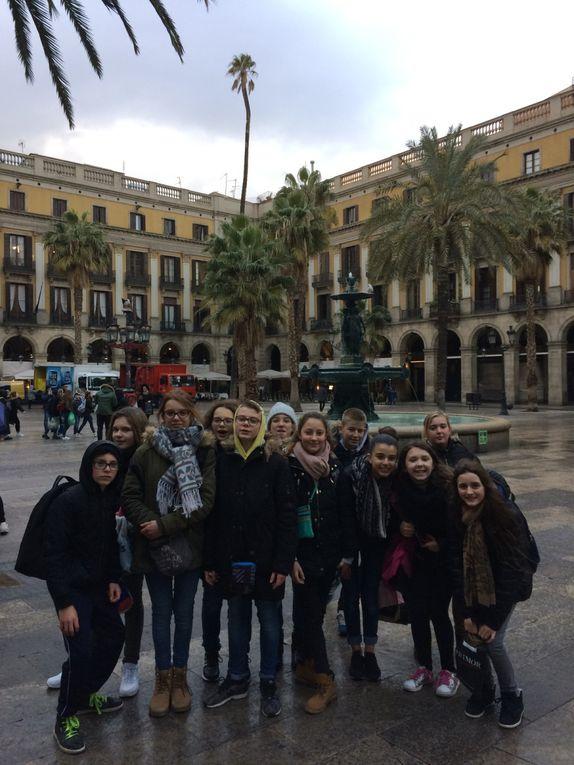 Mobilité de travail à Barcelone