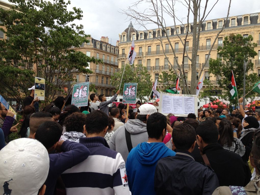 Gaza : Toulouse est avec toi !