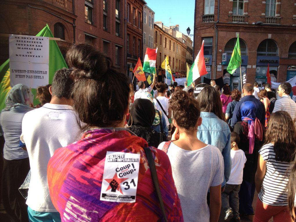 Soutenons la résistance kurde contre l'horreur !