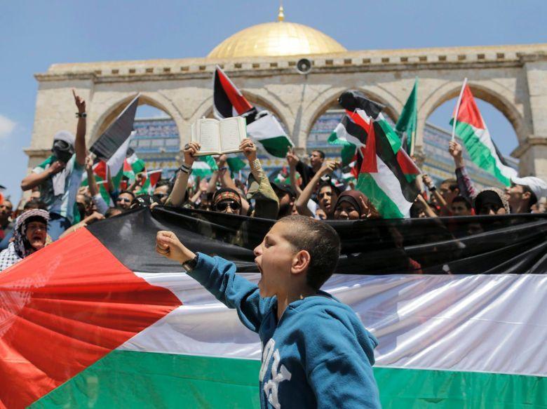 Nakba 2015 : Solidarité internationale avec la lutte du peuple palestinien !