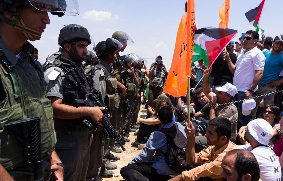 Solidarité avec le village de Susiya, menacé de démolition !