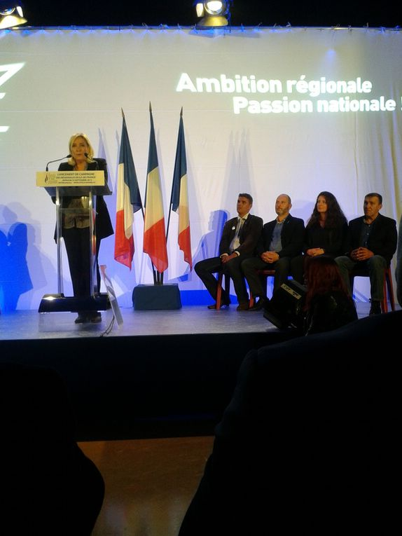 MEETING DE LANCEMENT DE CAMPAGNE DEPUIS ARPAJON !