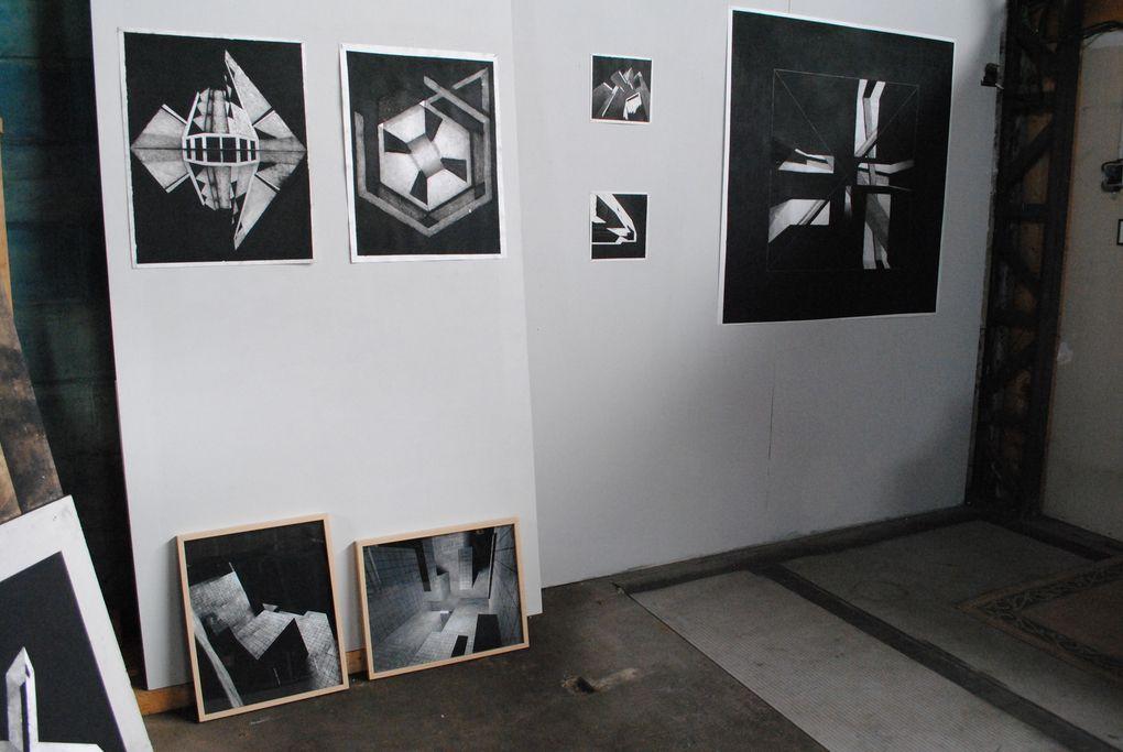 Atelier de Thomas Dussaix