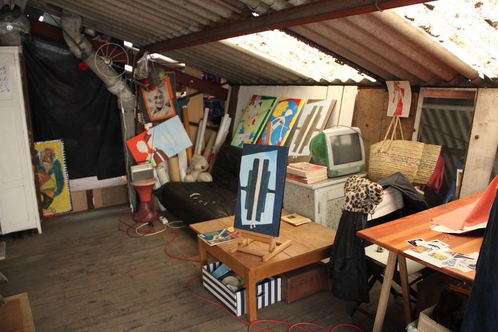 Atelier de Dominique Meiche