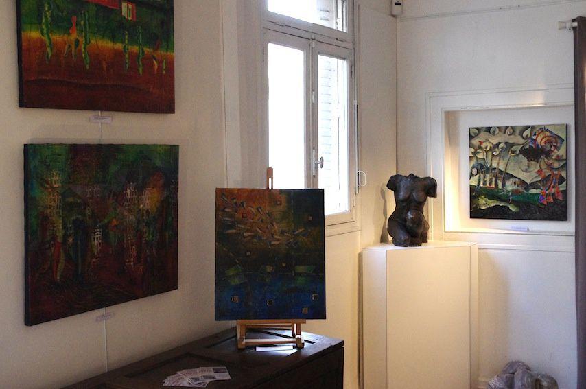 EXPOSITION Marie BAZIN, à la GALERIE LB13 à Limoges. À voir du 31 mai au 29 juillet 2017