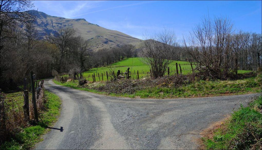 Balade au départ de Lasse (Pyrénées-Atlantiques 64) AA