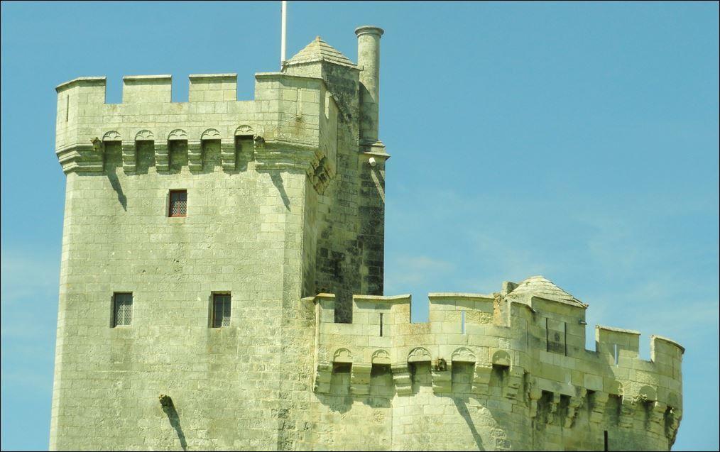 Tour Saint-Nicolas, La Rochelle (Charente-Maritime 17) AAA