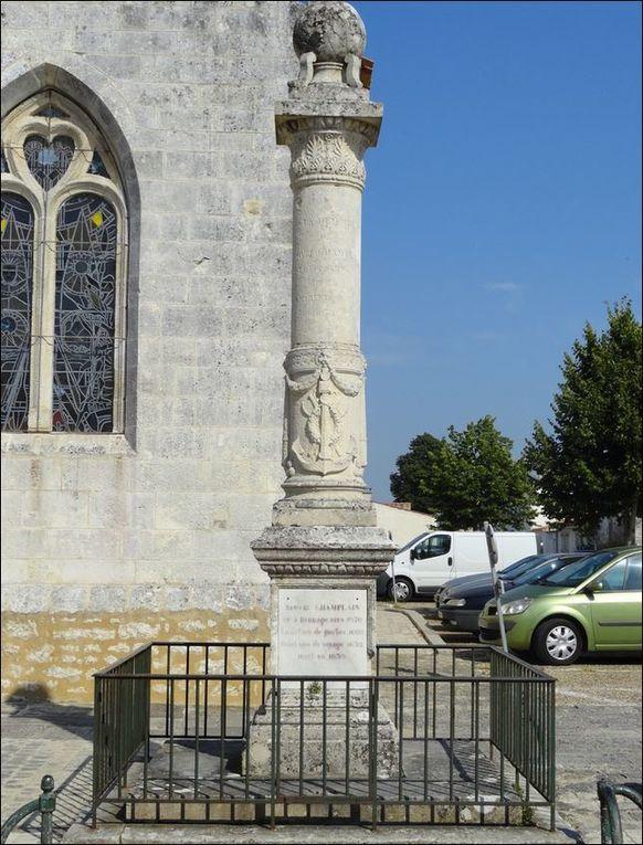 Eglise Saint-Pierre et Saint-Paul de Brouage ( Charentes-Maritimes 17 ) AA