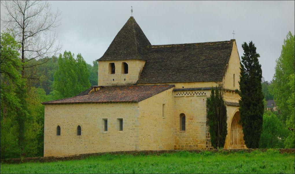 Eglise Saint-Caprais, Carsac-Aillac (Dordogne 24) AA