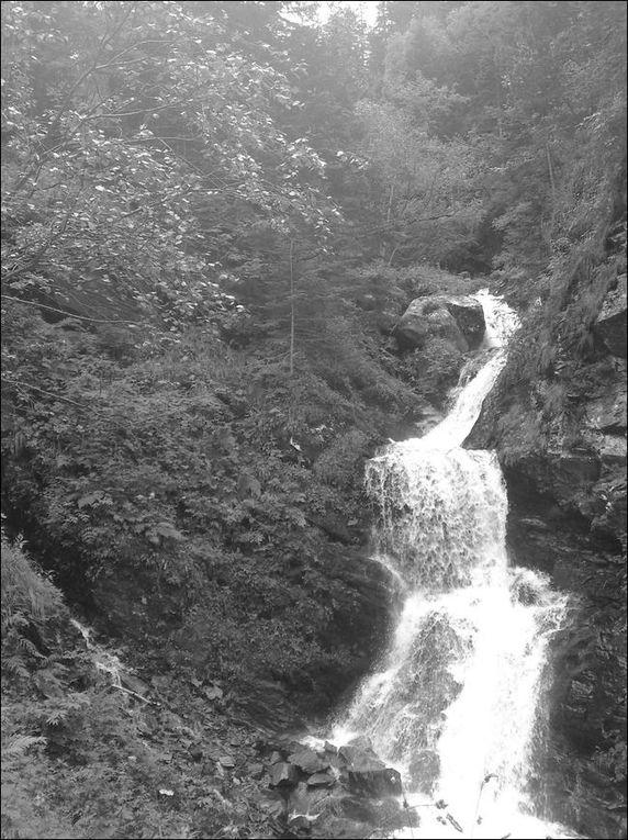 Vallée du Lys au lac des Grauès (Haute-Garonne 31) AA Rando