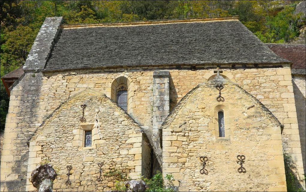 Eglise Notre-Dame, la Roque Gageac (Dordogne 24) AA
