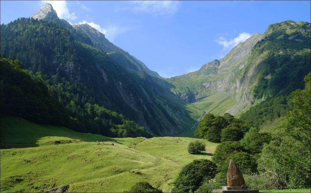 Randonnées et Balades à Bagnères-de-Luchon et ses environs.