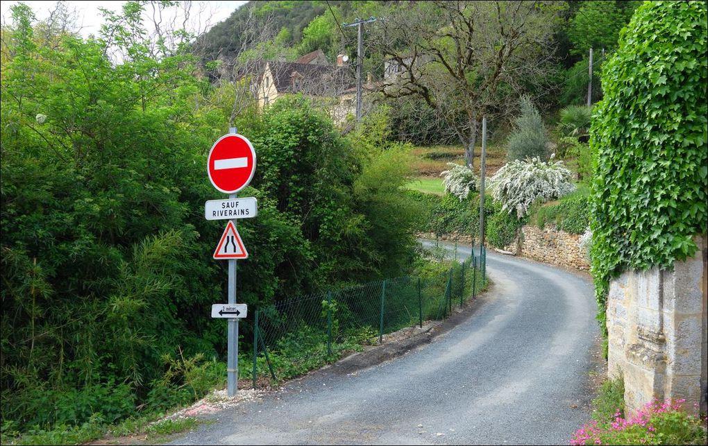 Balade à la Roque-Gageac (Dordogne 24) A