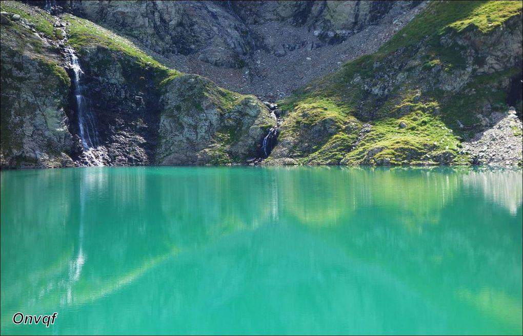 Lac Charles (Vallée du Lys) AA