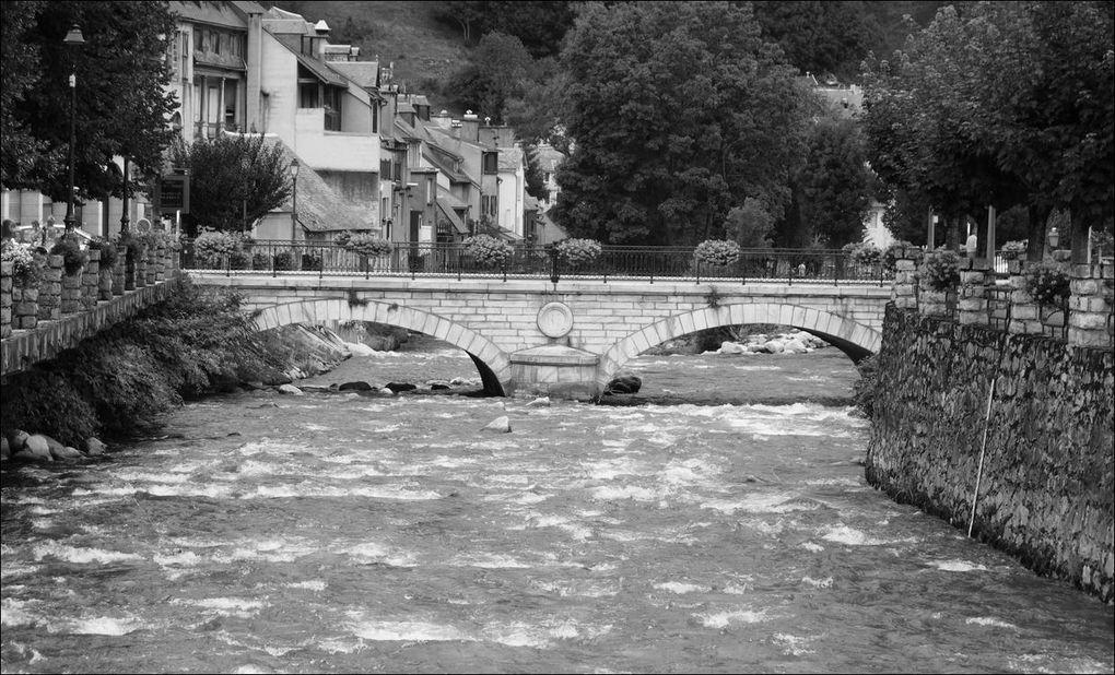 Pont Arreau (Hautes-Pyrénées 65) A