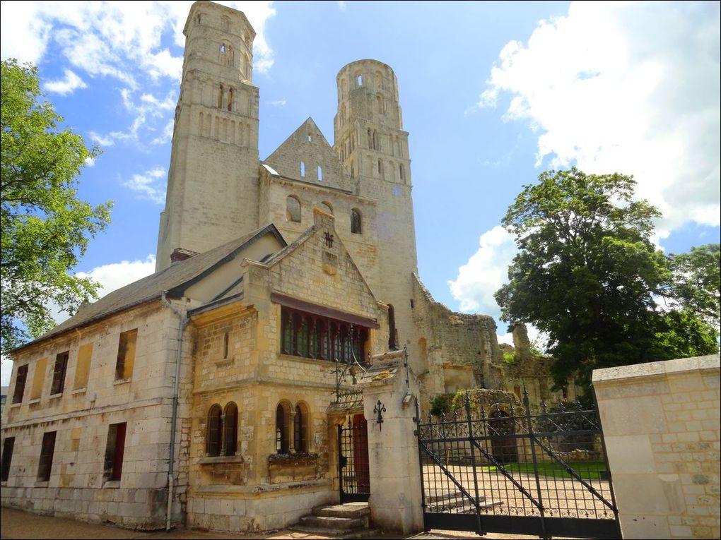 Abbaye de Jumièges (Seine-Maritime 76) AAAA