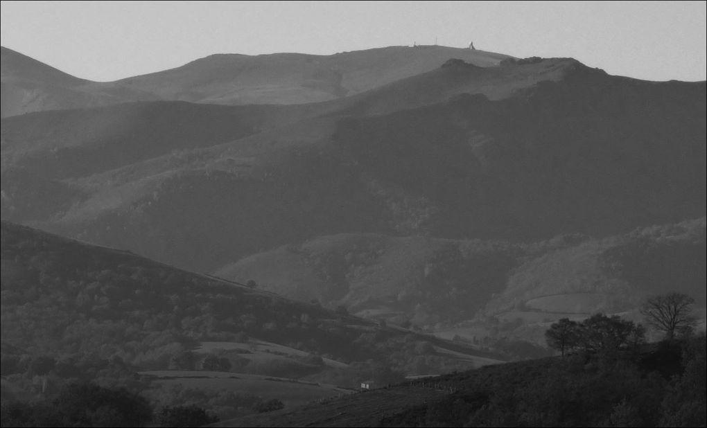 Randonnée Harribeltza et Elhortéguia depuis Ascombegui AA