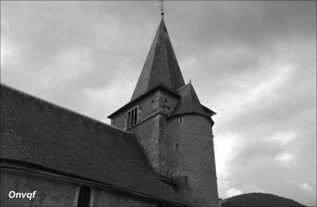 Église Notre-Dame, Arreau A