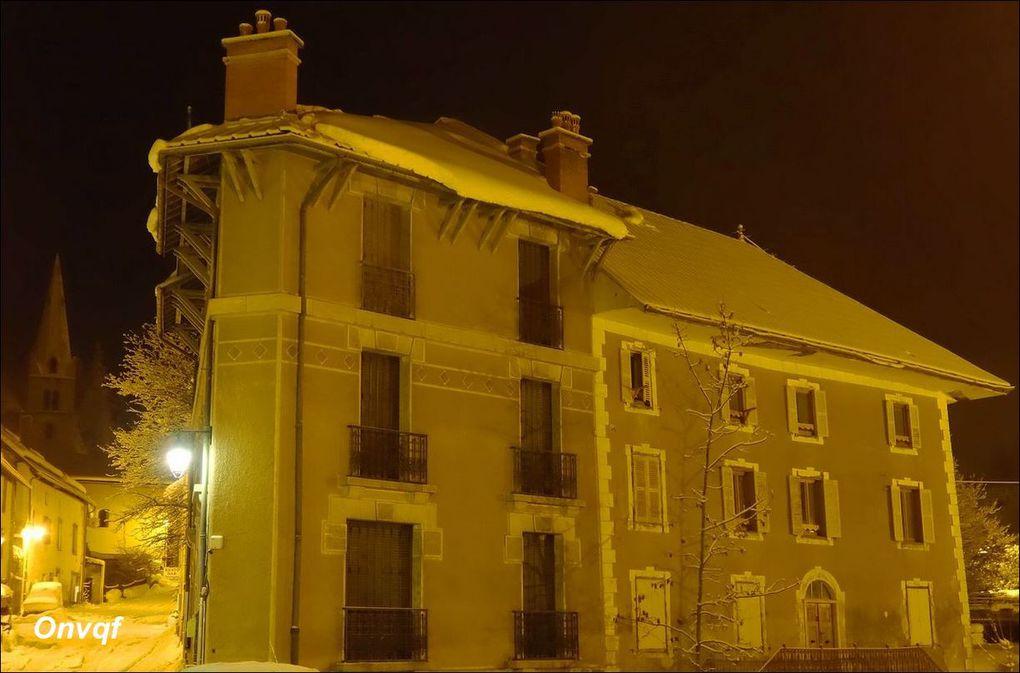 Château Ville-Vieille (Hautes-Alpes 05) A