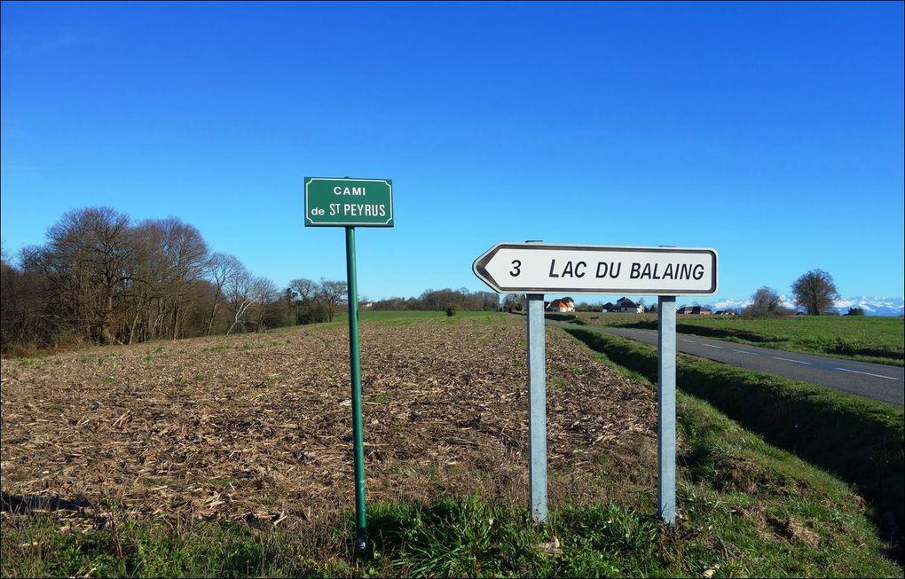 Lac du Balaing