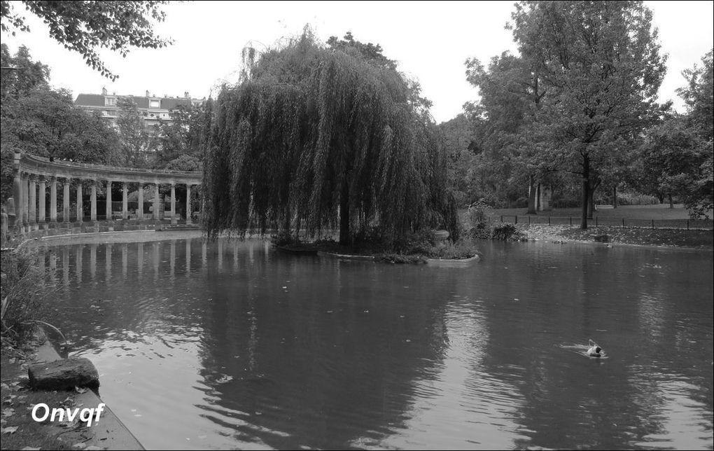 Parc Monceau, Paris 8e (Paris 75) AA