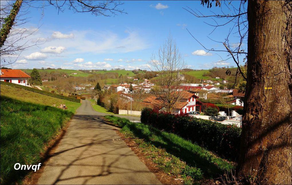 Intchaurmendi depuis Bonloc A (Promenade)