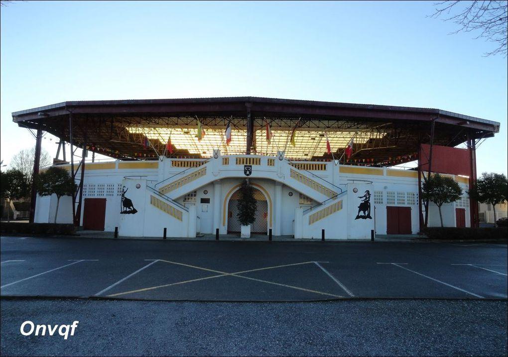 Arènes de Pomarez (Landes 40) AAA