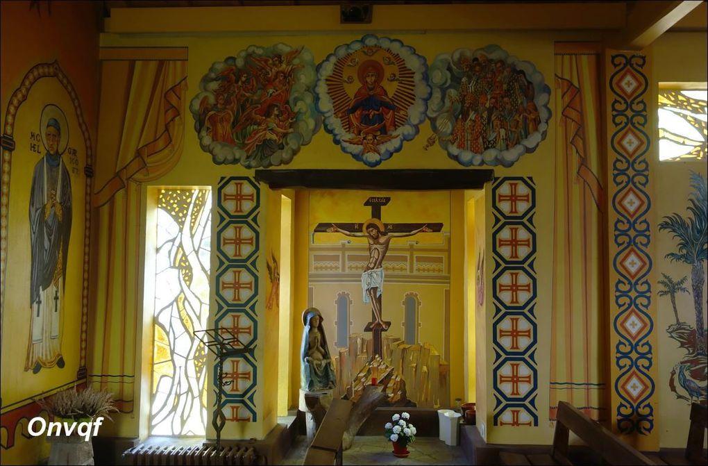 Chapelle aux icônes, Cambo-les-Bains AA