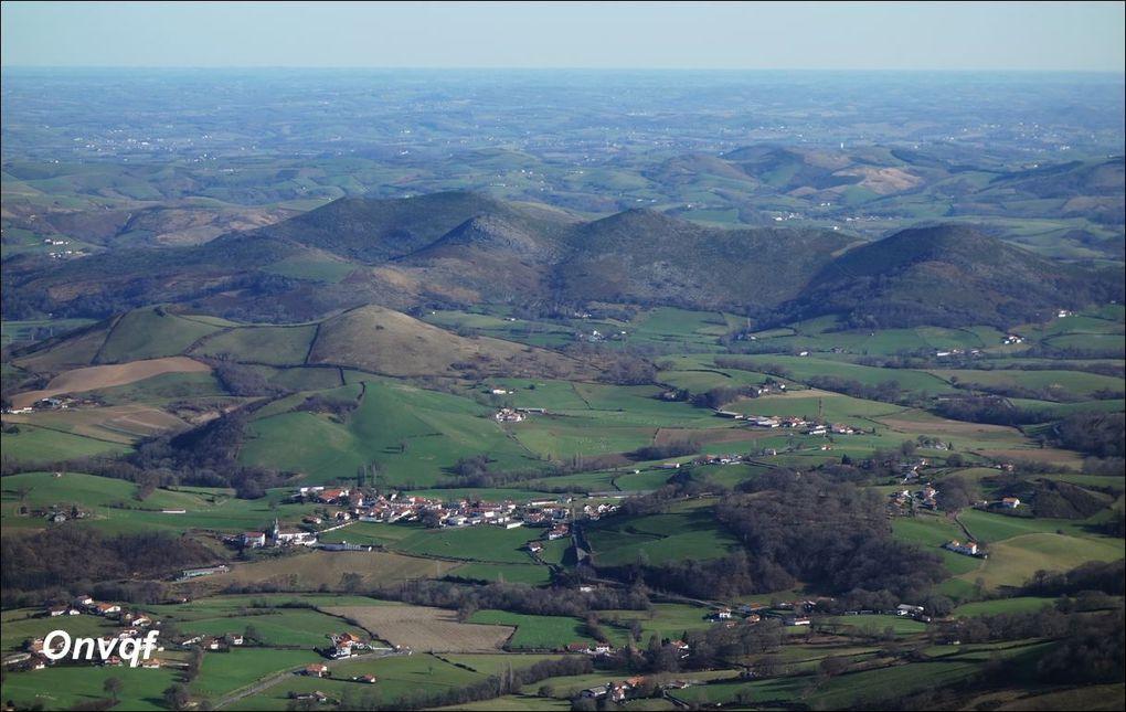 Tour du Baïgura ou Baygoura depuis Hélette (Pyrénées-Atlantiques 64) AAA Rando
