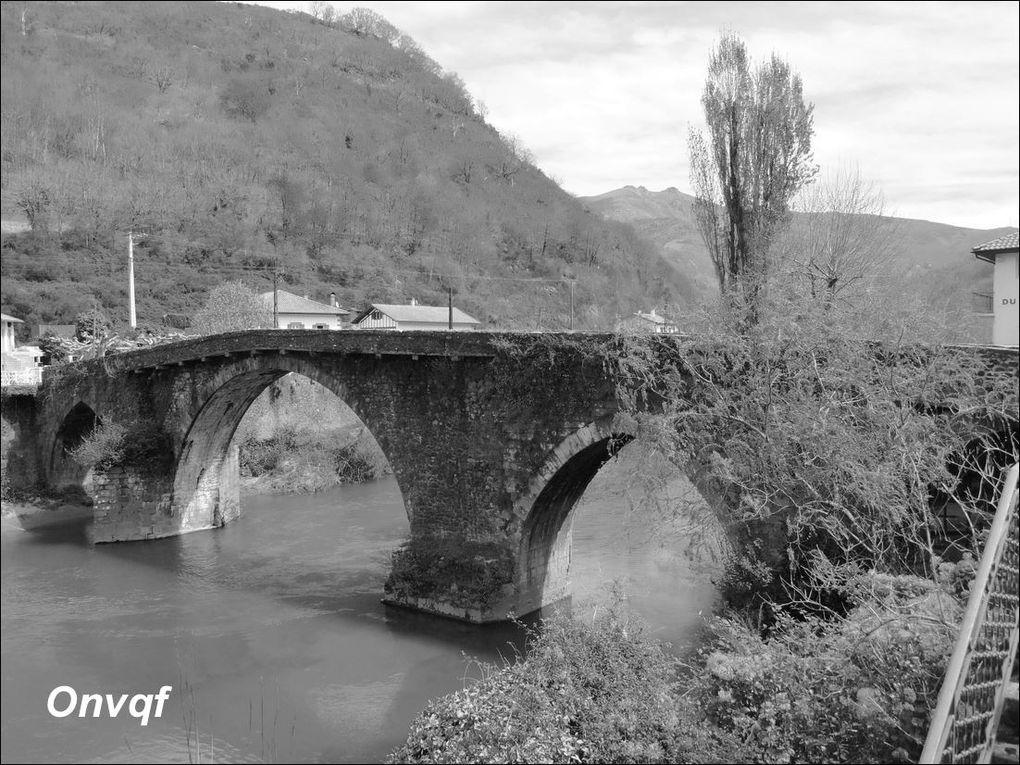 Pont Noblia, Bidarray (Pyrénées-Atlantique 64) A