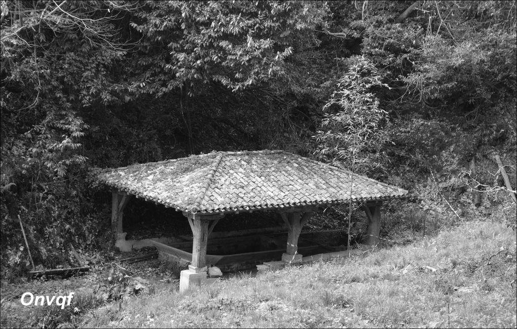 Balade de la Fontaine des 100 marches, Montfort-en-Chalosse A