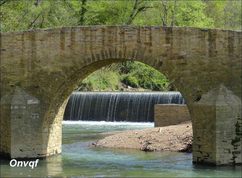 Pont de Gramont , Bidache ( Pyrénées-Atlantique 64 ) AA