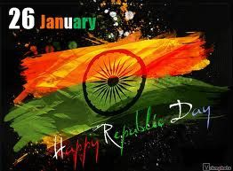 26 janvier : Republic Day in India
