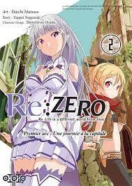 Re-Zero, Daichi Matsuse, Tappei Nagatsuki,Otot, 2017