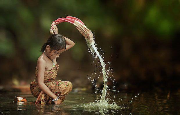 L'image du mercredi : le monde des enfants en Indonésie