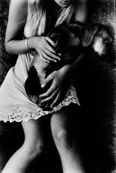L'image du mercredi : l'enfance des filles de Margaret de Lange